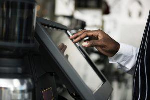 touchscreen wayfinding digital displays